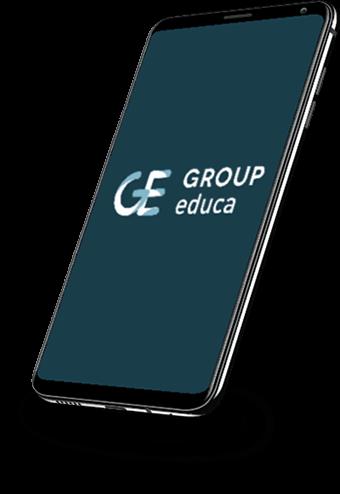 Group Educa nas redes sociais